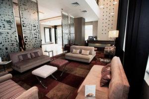 Sol de Oro Hotel Suites Lobby