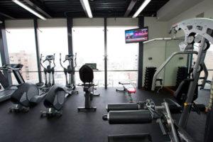 Sol de Oro Hotel Suites Gym