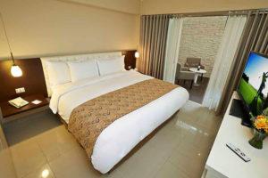 Sol de Oro Hotel Suites Habitación