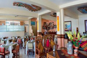 Taypikala Machu Picchu Restaurante