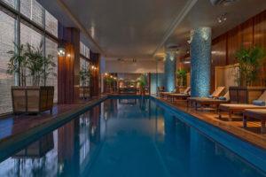 The Westin Lima Hotel Piscina