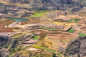 Pueblo de Chivay - Arequipa