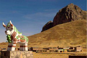 Toritos de Pucará en Puno