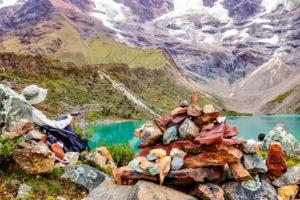 Pago a la montaña - Laguna Humantay
