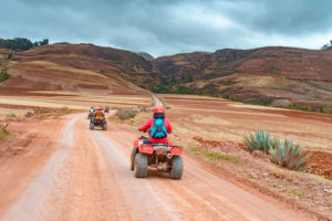 Cuatrimotos por Maras Moray