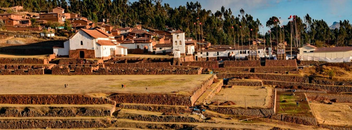 Valle Sagrado , Tour al Valle Sagrado de los Incas