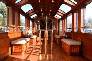 Tour a Machu Picchu en un día, tren Hiram Bingham