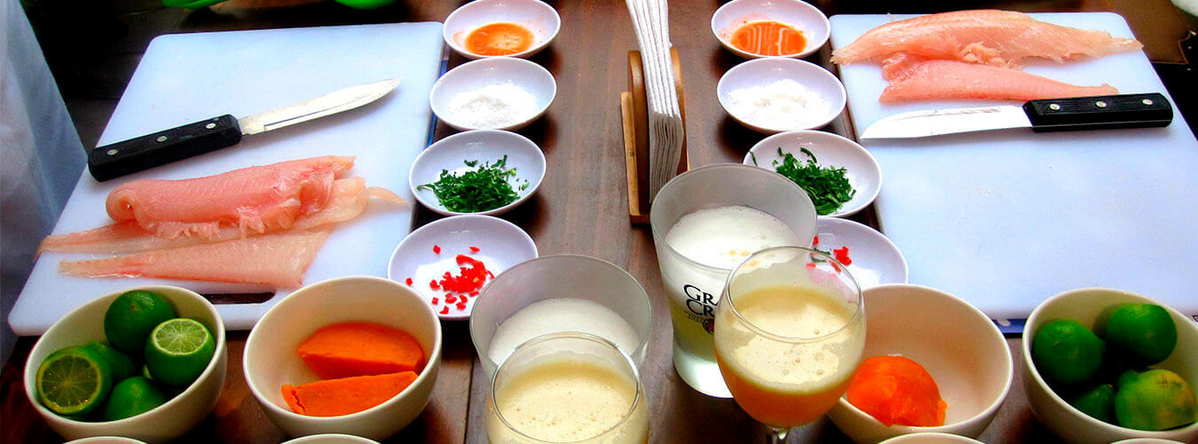 Gastronomía peruana, ceviche, tour gastronomico, Peru