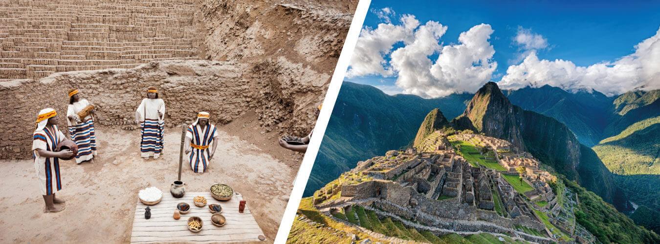 Tour Lima Cusco y Machu Picchu