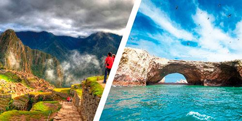 Portada del Tour Lima Líneas de Nazca y Machu Picchu