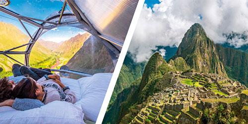 Portada del Tour Lima Machu Picchu y Skylodges