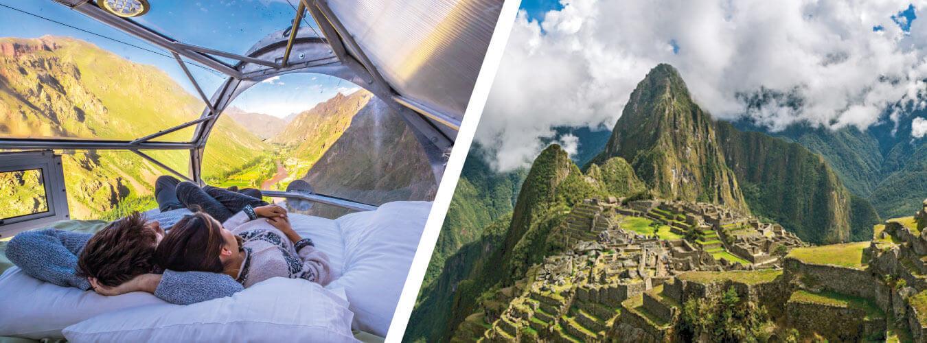 Tour Lima Machu Picchu y Skylodges
