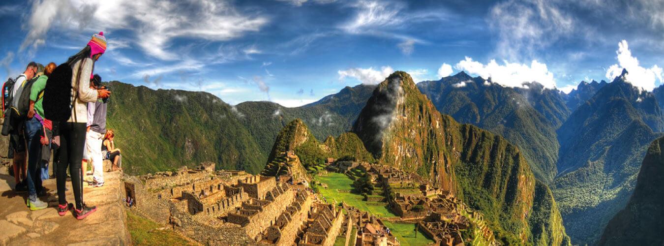 Tour a Machu Picchu y Huayna Picchu