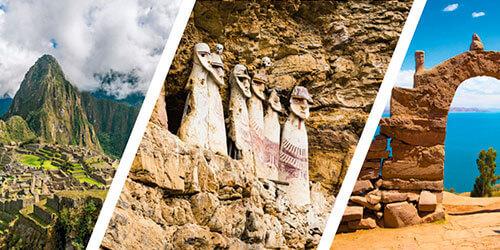 Portada del Tour Machu Picchu y Kuélap