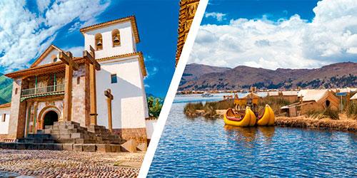 Portada del Tour Machu Picchu y Lago Titicaca