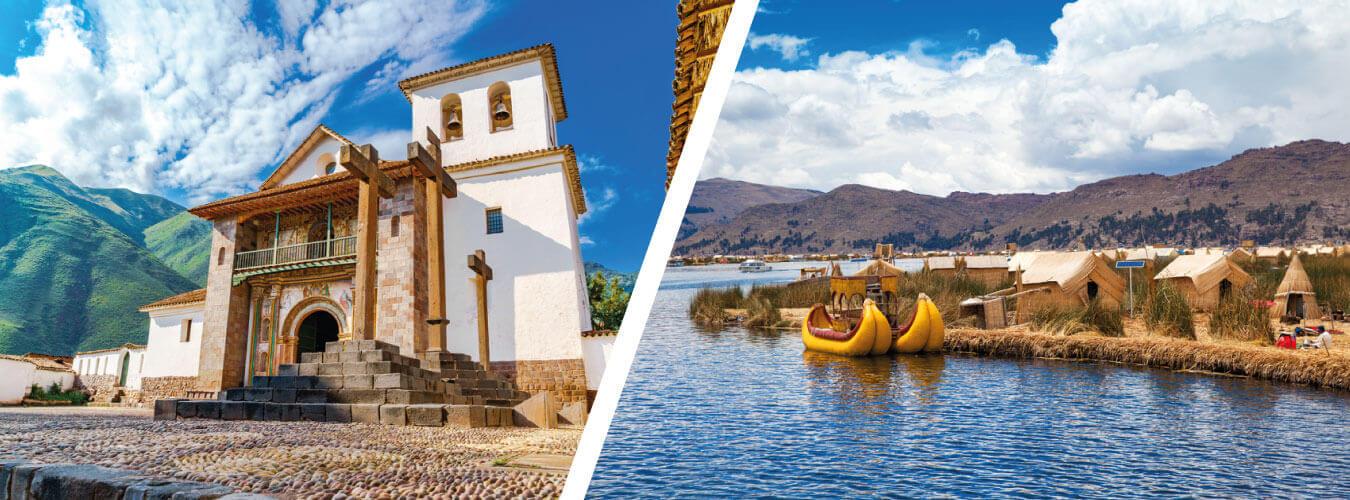 Tour Machu Picchu y Titicaca