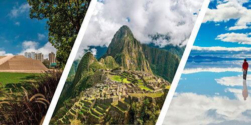 Portada del Tour Machu Picchu y Uyuni