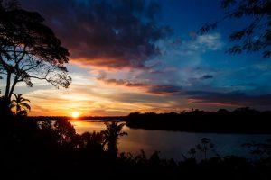 El Lago Sandoval, Tambopata, Puerto Maldonado, Selva amazónica, Peru