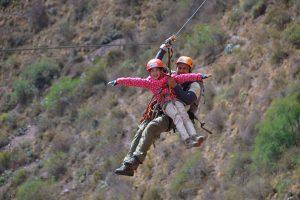 Zipline Skylodge Valle Sagrado de los Incas