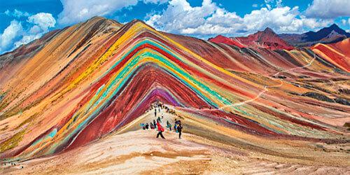 Portada del Tour a la Montaña de Colores