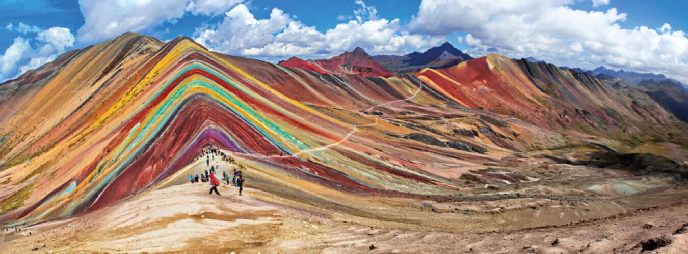 Tour a la Montaña de Colores en un día