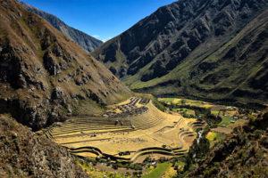 Camino Inca a Machu Picchu Wayllabamba