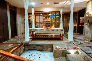 Xima Cusco Hotel Sauna