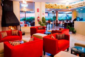 Xima Puno Hotel Lobby