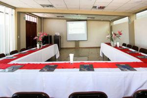 Xima Puno Hotel Sala de Conferencias