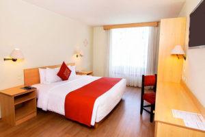 Xima Puno Hotel Habitación