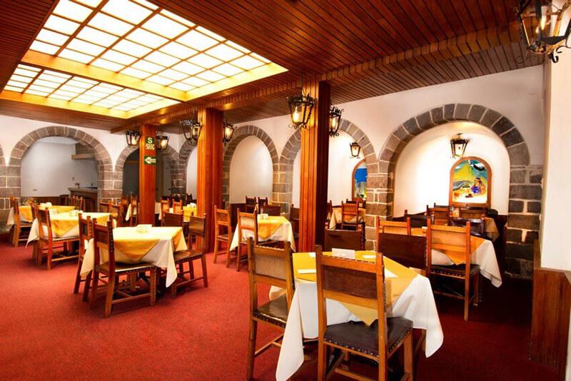 Hotel Garcilaso II Restaurante