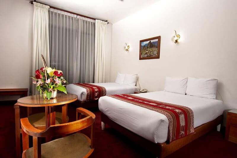 Hotel Garcilaso II Habitación