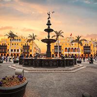Plaza de Armas de Lima, City tour Lima, ciudad de los reyes, Peru