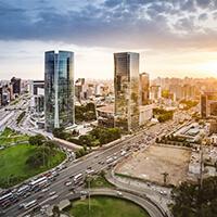 Distrito turístico de Miraflores, City tour Lima, Peru
