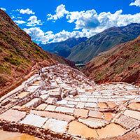 Moray - Terraza Agríclola - Valle Sagrado