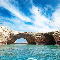 Tour Islas Ballestas, Paracas, Lobos marinos, Ica, Peru