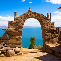 La Isla Taquile, Tour al Lago Titicaca, Puno, Peru
