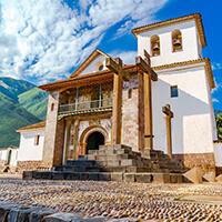 Capilla de Andahuaylillas, Valle Sur, Capilla Sixtina de America, Cusco Peru